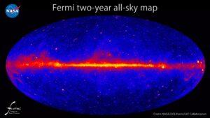Dark matter bubble