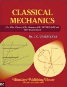 Book Classical Mechanics : J.C. Upadhyaya