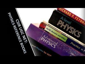 CSIR Physics books